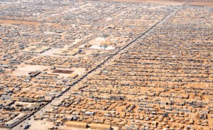 zaatri refugee camp